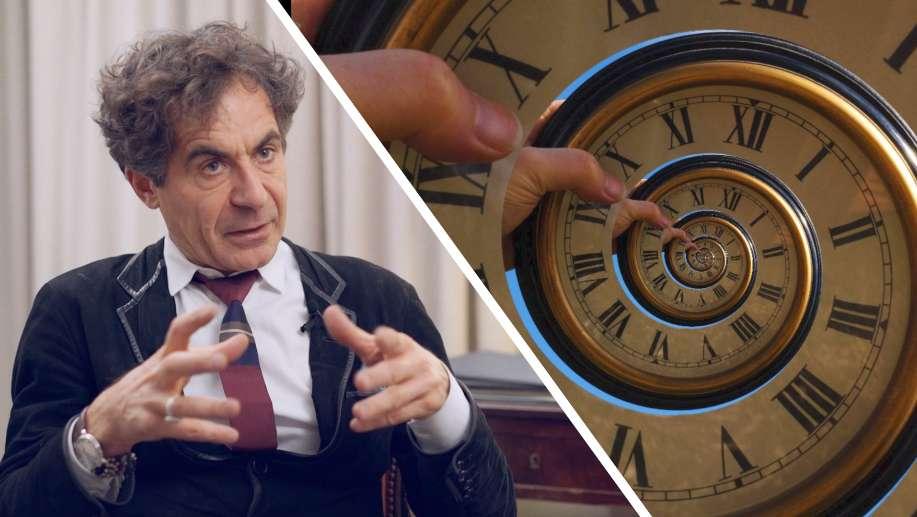 Interview : le moteur du temps est-il physique ?