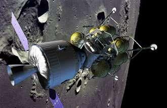 La NASA veut renvoyer des hommes sur la Lune d'ici 2018