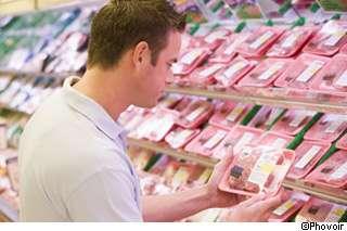 Les steaks hachés en cause ont été rappelés, après avoir été distribués dans de nombreuses régions. © Phovoir