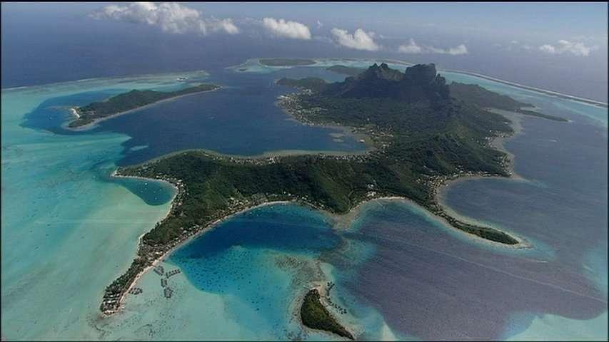 Bora-Bora : visitez la perle de Polynésie avec Antoine