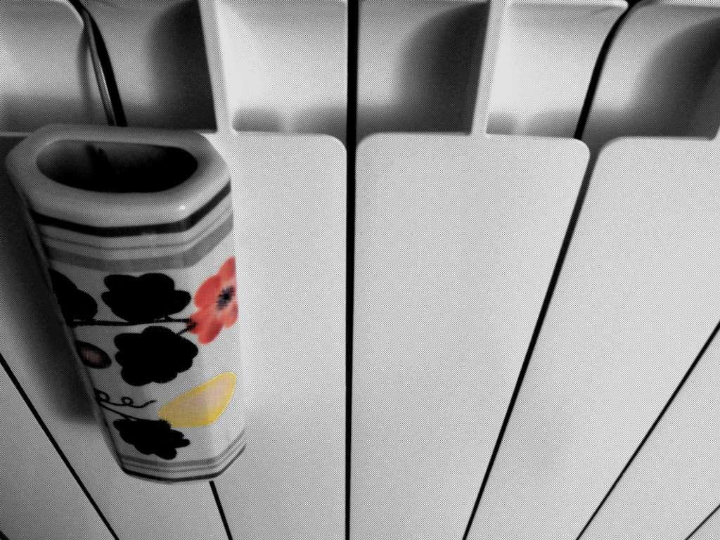 Le saturateur permet d'humidifier la pièce en rechargeant le récipient en eau à intervalles réguliers. © Simone Pirozzi, CC BY-NC-ND 2.0, Flickr