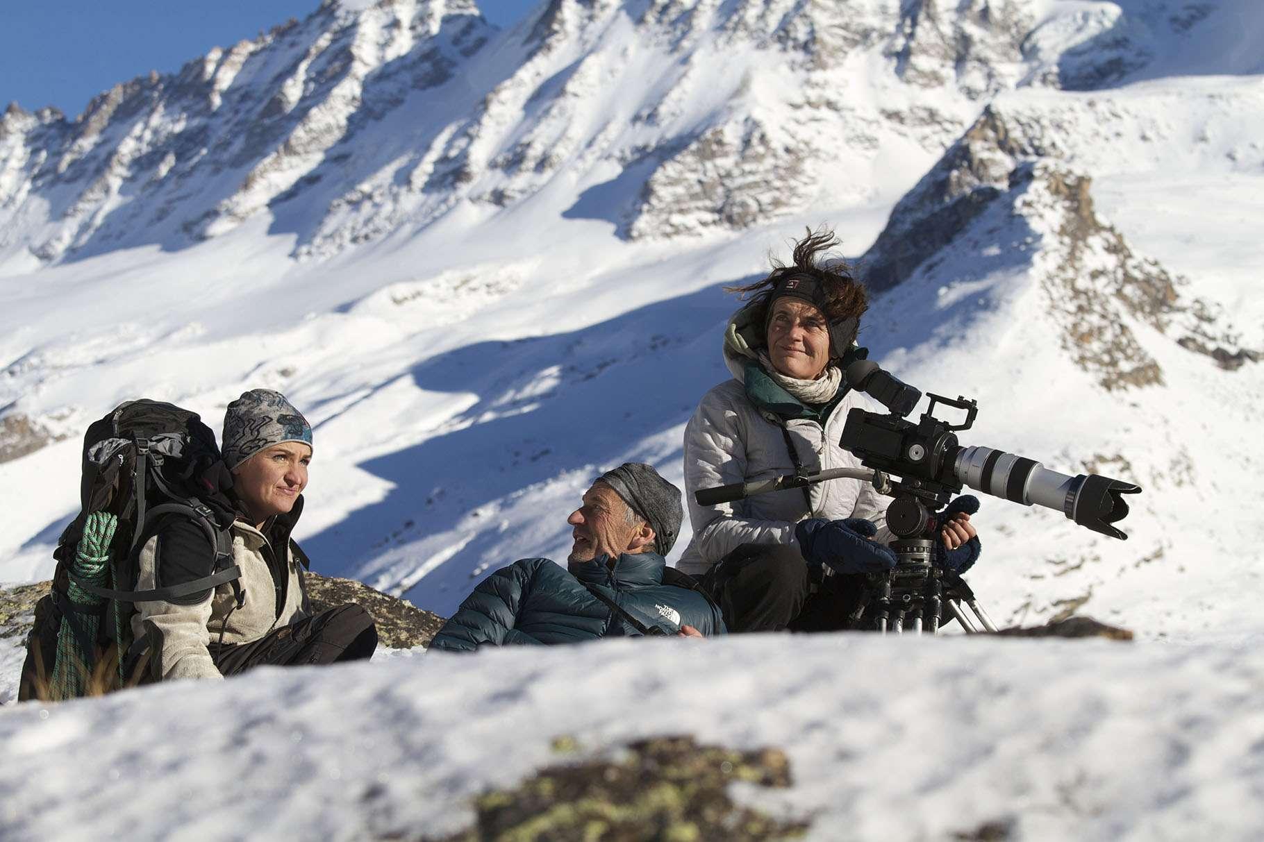 Partez pour un voyage sonore au cœur des Alpes. © Famille Lapied