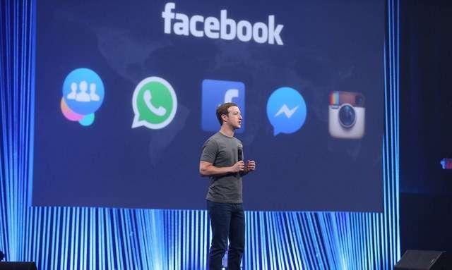Comme chaque année, Facebook a tenu sa grande conférence annuelle à laquelle assistent des milliers de développeurs. Mark Zuckerberg, le fondateur et P-DG du réseau social, était sur scène pour dévoiler les dernières nouveautés. © Facebook