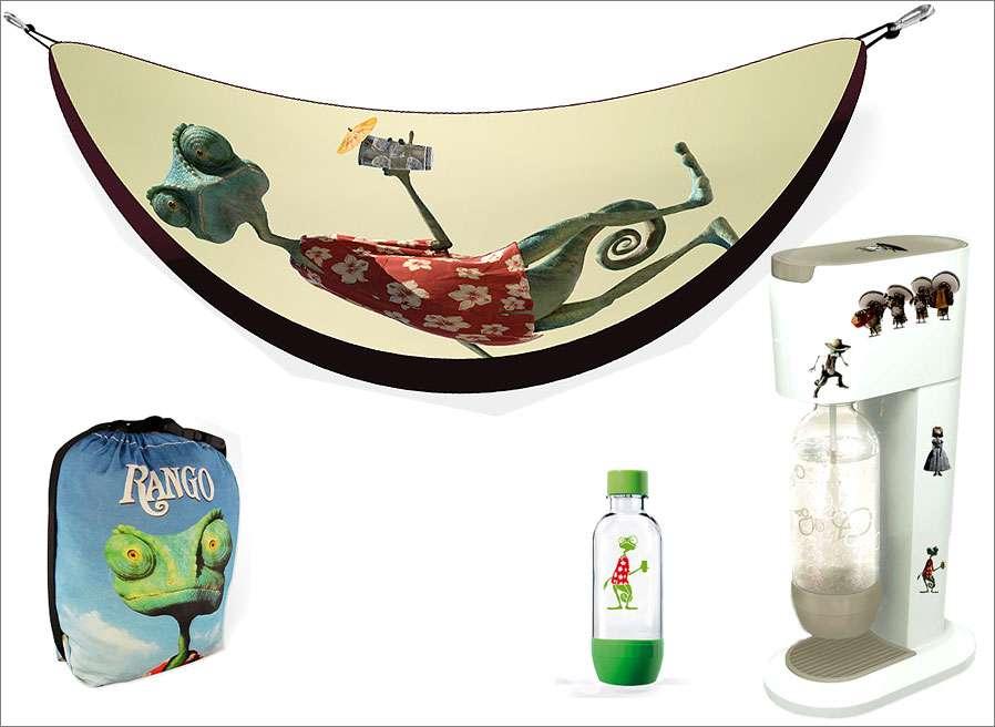 """Concours : """"SodaStream, la machine qui fait pétiller la vie"""". © DR"""