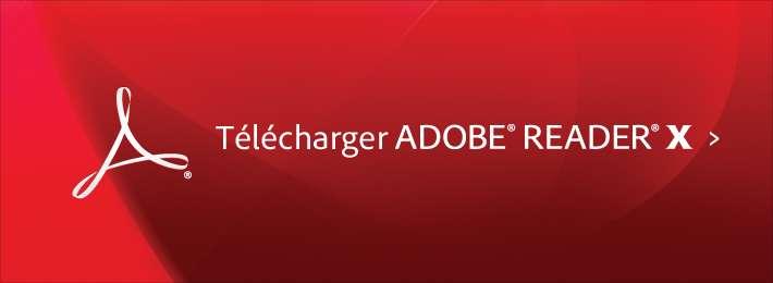 Adobe Reader et Acrobat sont moins touchés par la faille car les dernières versions de ces logiciels comportent une technologie de bac à sable (sandbox) qui empêche les pirates de nuire. © Adobe