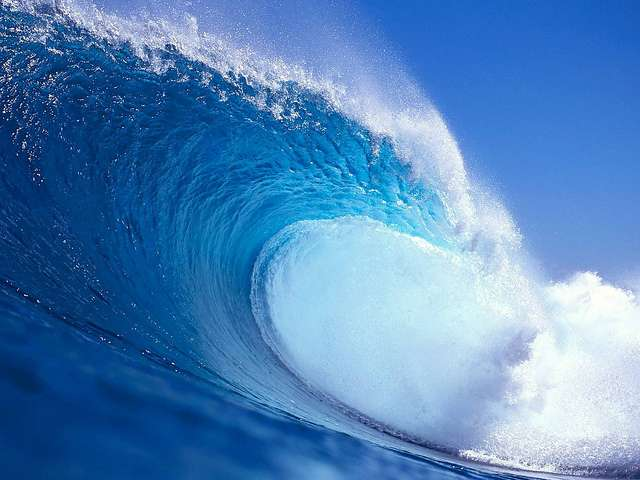 La mer Méditerranée a déjà connu par le passé des épisodes de tsunami. Un nouveau modèle informatique permettrait de simuler l'impact d'un tel phénomène sur le littoral. © victoria white2010, Flickr, CC by 2.0