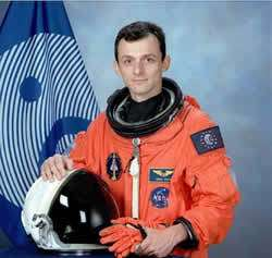 L'astronaute espagnol Pedro Duque