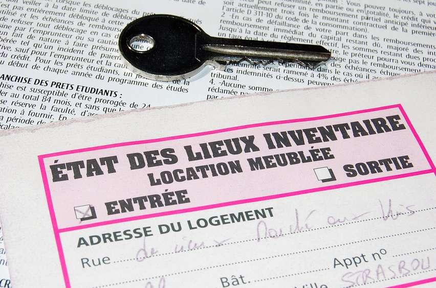 L'état des lieux protège le locataire. © Fotolia