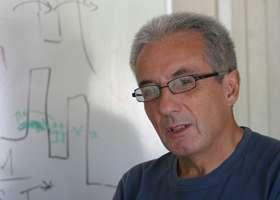 Albert en 2003. Crédit : CNRS