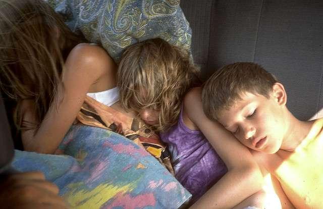 睡眠对于大脑的发育至关重要。 因此,睡眠障碍会对身体产生有害影响。  ©Alain Bachellier,Flickr,CC by nc nd 2.0