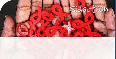 Le Sidaction est une manifestation créée en 1994, qui a donné son nom à l'association qui récolte et répartit les fonds récupérés pour la recherche contre le Sida. © Sidaction