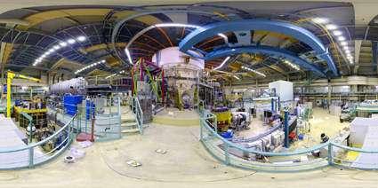 Réacteur à haut flux de neutron de l'Institut Laue-Langevin