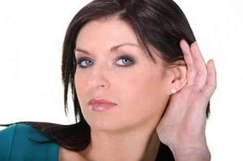 L'otospongiose, une maladie qui touche plus souvent les femmes. © Phovoir