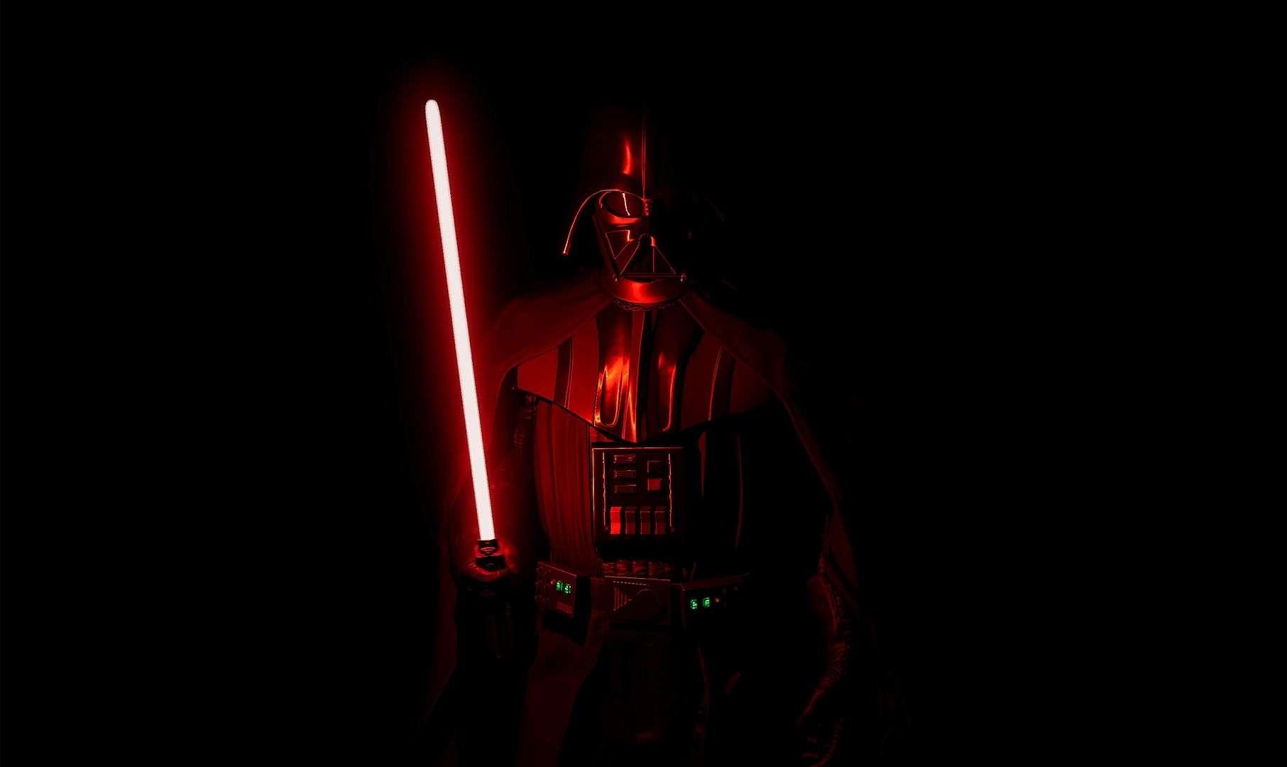 Dans le jeu Vader Immortal: A Star Wars VR Series- Episode I, prévu pour les casques de réalité virtuelle Oculus Rift S et Oculus Quest, le joueur enfilera es bottes d'un contrebandier emprisonné sur la planète Mustafar. © ILMxLAB