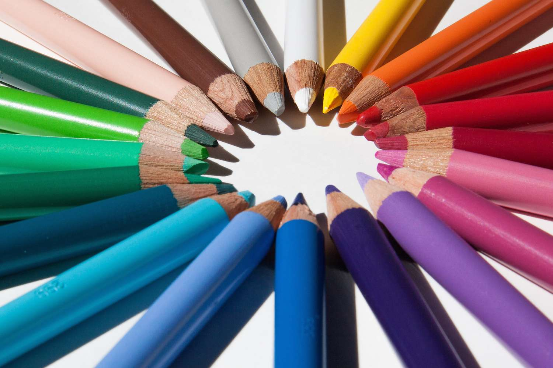 Le terme « couleur » renvoie à la perception visuelle que l'œil humain a de la répartition spectrale de la lumière. © Campus France, Flickr, DP