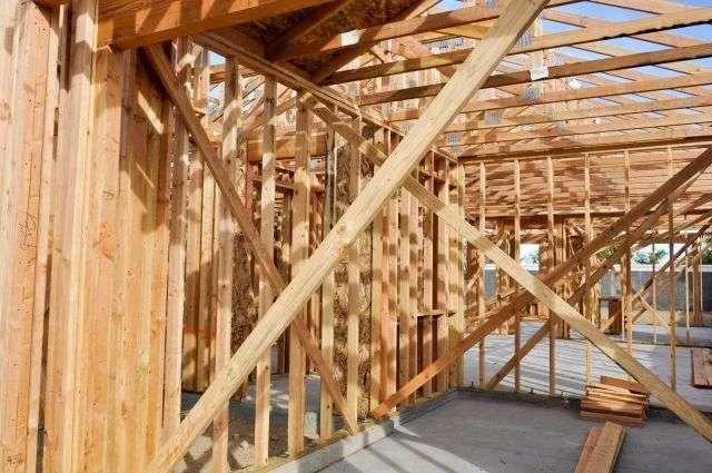 En 2011, 20.000 maisons en bois ont été construites en France. © Brandon Bourdages/shutterstock.com