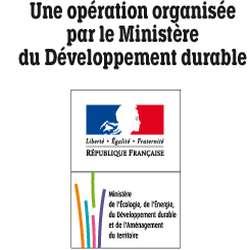 La Semaine du Développement Durable se déroule du premier au 7 avril, à travers toute la France. © Ministère de l'écologie (MEEDDM)