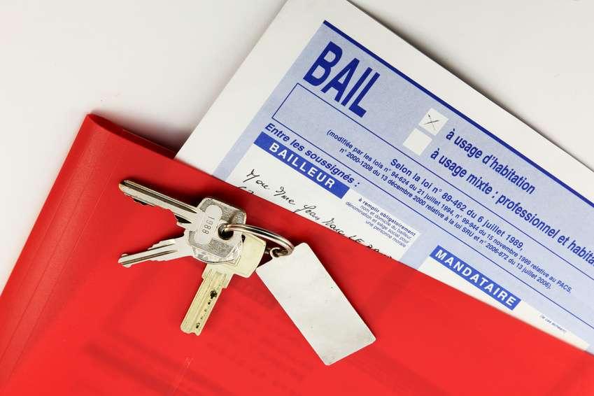 Le locataire peut résilier quand il le souhaite, sans motif particulier en respectant un préavis de trois mois. © Fotolia