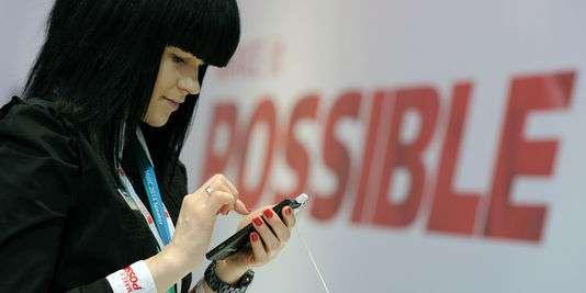 Les smartphones d'Huawei fonctionnent jusqu'à présent sous Android. © AFP