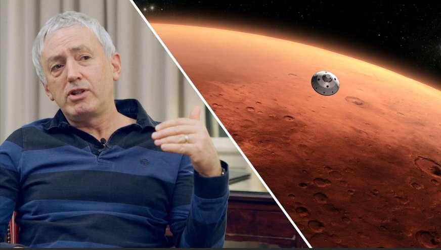 Interview : pourquoi la Nasa n'envoie-t-elle personne sur Mars ?