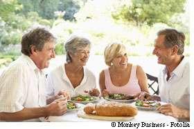 Le secret : une alimentation variée et équilibrée. © Monkey Business/Fotolia