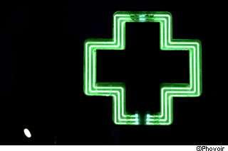 Les pharmacies des hôpitaux conservent des comprimés permettant de lutter contre les effets des éléments radioactifs. © Phovoir