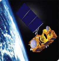 Le lancement du premier satellite Sentinelle-3 est prévu en 2012