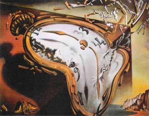 Oui, l'heure est molle ! (Source Commons)