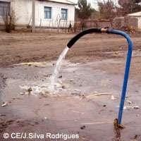 De l'eau potable grâce au Soleil