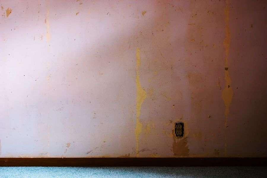Décaper un mur est une étape indispensable pour le repeindre dans les meilleures conditions. © Joe Lencioni, shiftingpixel, CC BY-NC-SA 2.5