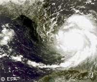 L'ouragan Katrina échauffé par le changement climatique ?