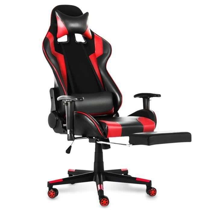 Bon plan Cdiscount : une chaise gamer à moins de 120 € © Cdiscount