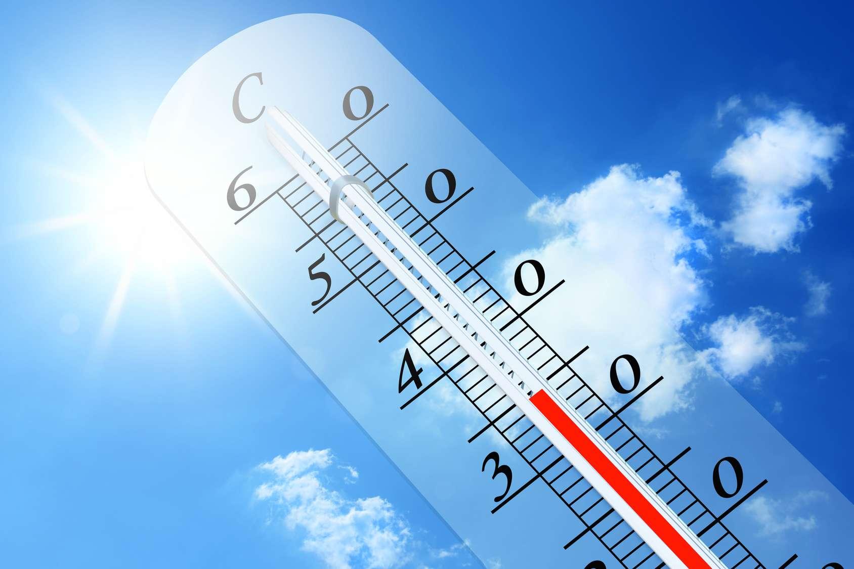 Selon Météo France, les températures vont grimper à partir de dimanche. Lundi, 35 °C sont attendus à Bourges et 33 °C à Paris. © K.-U. Häßler, Fotolia
