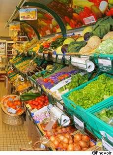 Des concombres ne sont peut-être pas à l'origine de l'épidémie de bactéries entérohémorragiques. D'autres fruits et légumes pourraient en être la source. © Phovoir