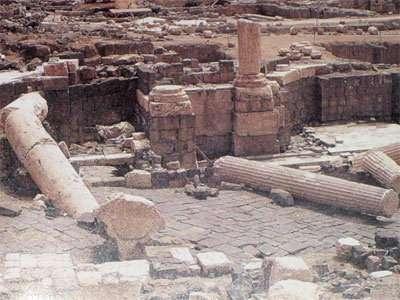 """Grande cité (ouest de la Turquie) ravagée à la fin de l'âge de Bronze par une """"tempête sismique"""""""