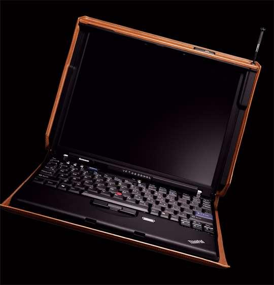 Les Thinkpad haut de gamme, chez Lenovo, sont équipés de modems 3G. © Lenovo
