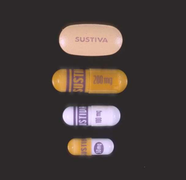 Des comprimés d'efavirenz, sera t'il détroné par le raltegravir ?. Crédit : www.chiva.org.u