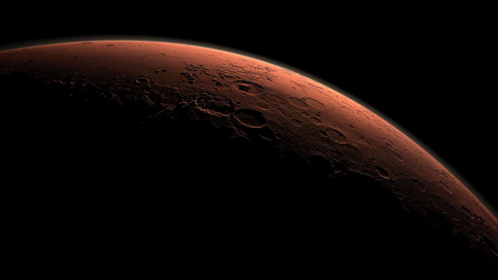 Mars appelle la Terre. Un concours offre à tout un chacun l'opportunité de faire entendre sa voix sur la Planète rouge. Le message audio, si sélectionné, partira pour Mars mi-2020 avec la mission ExoMars 2020, portée par l'Agence spatiale européenne (ESA) en coopération avec l'agence spatiale russe Roscomos. Atterrissage prévu en 2021. © Nasa