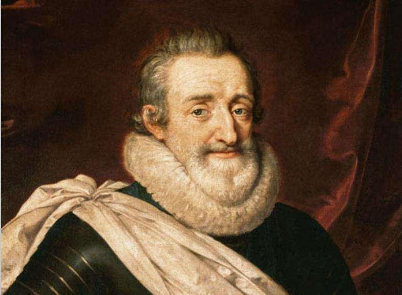 Le roi Henri IV est resté célèbre dans l'histoire de France, notamment parce qu'il était protestant avant de se convertir au catholicisme, et qu'il signa en 1598 l'Édit de Nantes, qui mit fin aux conflits opposant ces deux visions de la religion chrétienne. Son crâne aurait été séparé du reste du corps près de 200 ans après sa mort. Celui qu'on annonce comme tel est-il vraiment le bon ? © Frans II Pourbus, Wikipédia, DP