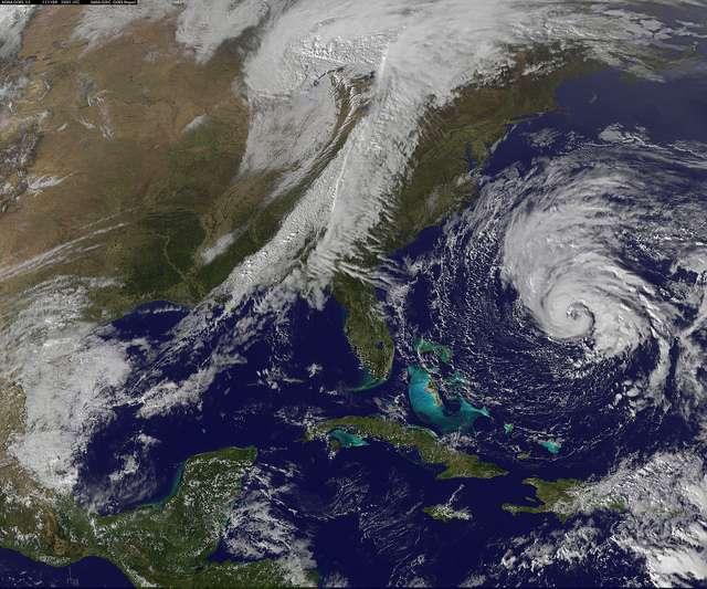 Les phénomènes climatiques extrêmes devraient devenir plus fréquents selon le Giec. © Nasa Goddard photo and video, Flickr, cc by 2.0