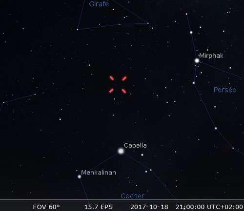 Observez la comète C/2017 O1 ASASSN1