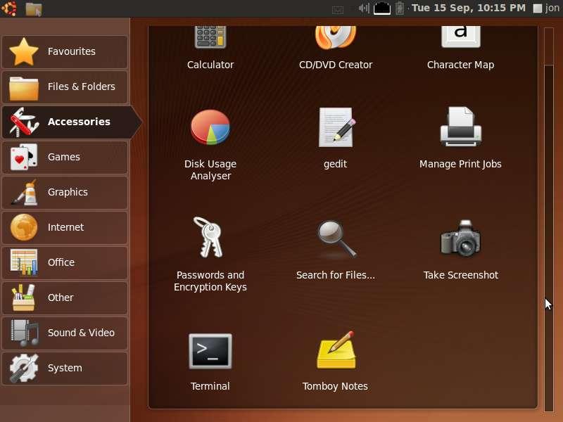 Version d'ubuntu 9.10 dédiée aux netbooks, produits en tête de gondole chez les revendeurs. © hounddog32