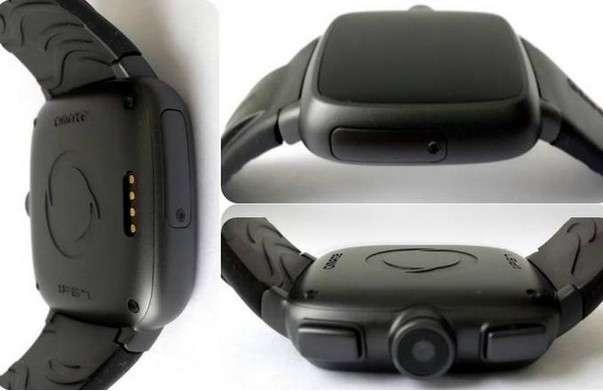 Avec la TrueSmart, la start-up Omate est la première à proposer une montre réellement autonome et dotée des mêmes fonctionnalités qu'un smartphone. Étanche et robuste, elle est destinée à servir dans tous les cas de figure où l'on ne peut pas utiliser son mobile. © Omate