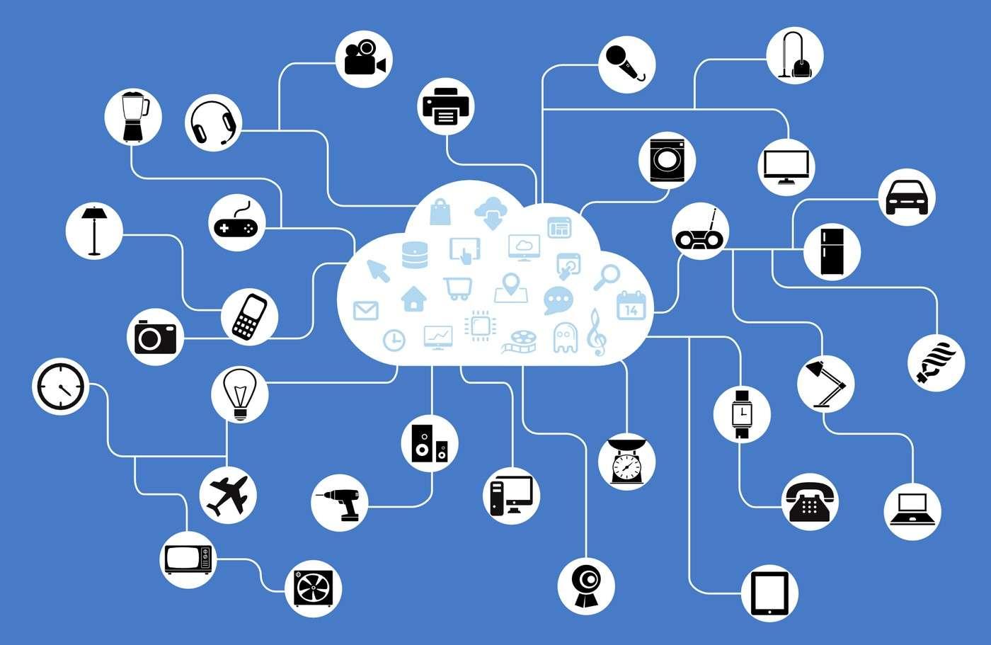 Le Wi-Fi HaLow vient d'être officialisé à Las Vegas, au Consumer Electronics Show (CES). C'est une extension du protocole IEEE 802.11ah pensé pour les réseaux bas débit et l'Internet des objets. © Jeferrb, Pixabay, DP