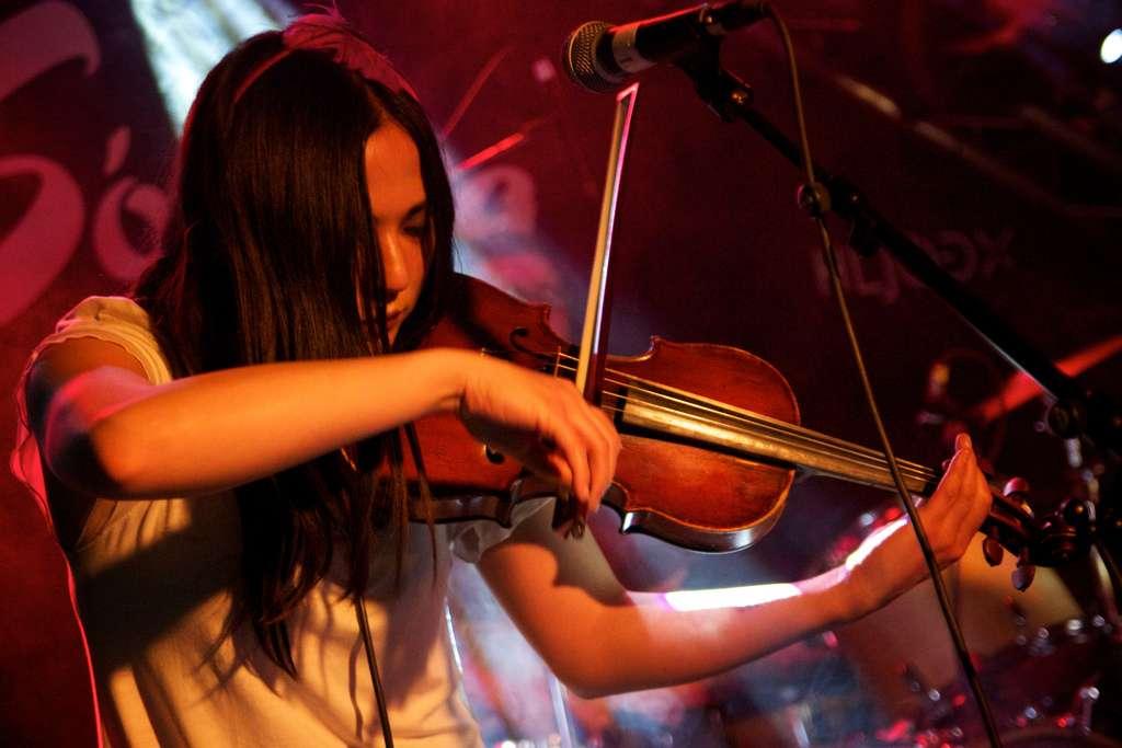 Selon une étude, la passion avec laquelle les musiciens jouent de leur instrument est déterminante pour le spectateur. © Jesse Garrison, Flickr, cc by nc sa 2.0
