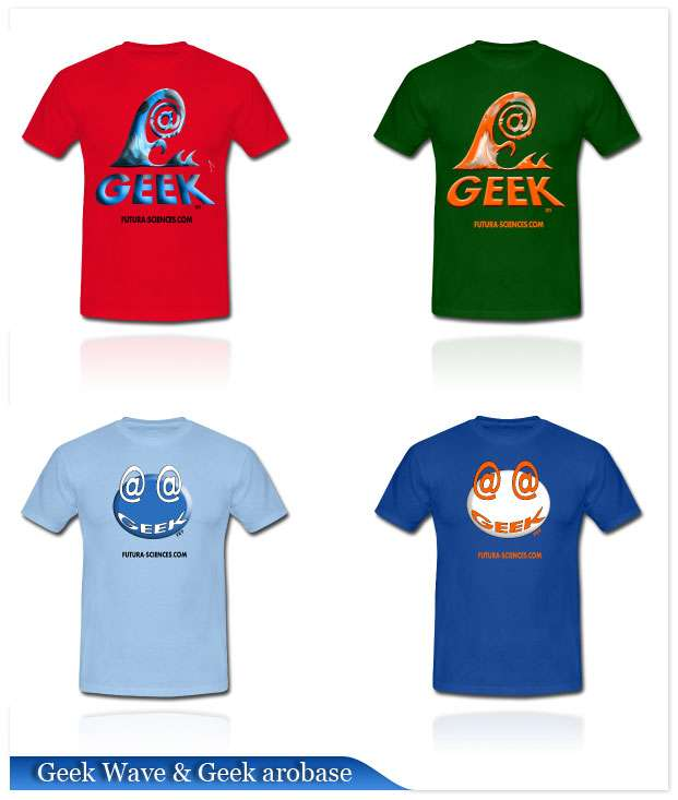 On est geek ou on l'est pas... © Futura-Sciences