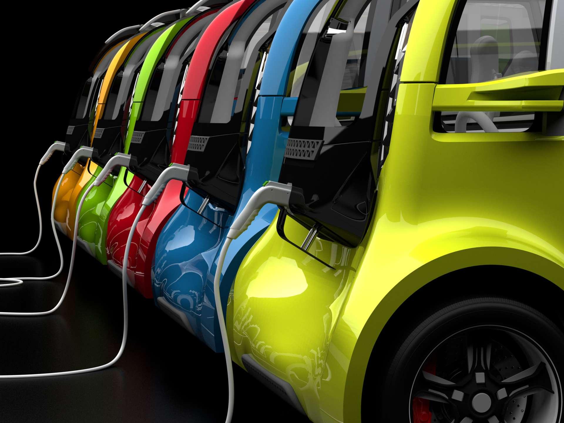 327.800 voitures hybrides et électriques ont été vendues en septembre à travers l'Europe. © 3alexd / IStock.com