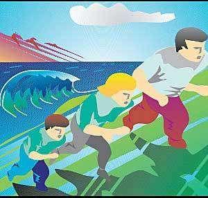 UNESCO - océan Indien : un système d'alerte aux tsunamis