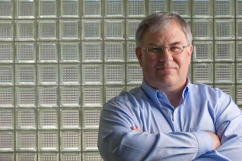 Michael Demetriou, chercheur de l'université de Californie et co-auteurs de cette étude portant sur la sélection des lymphocytes dans le processus de maturation du système immunitaire. © Steve Zylius / UC Irvine
