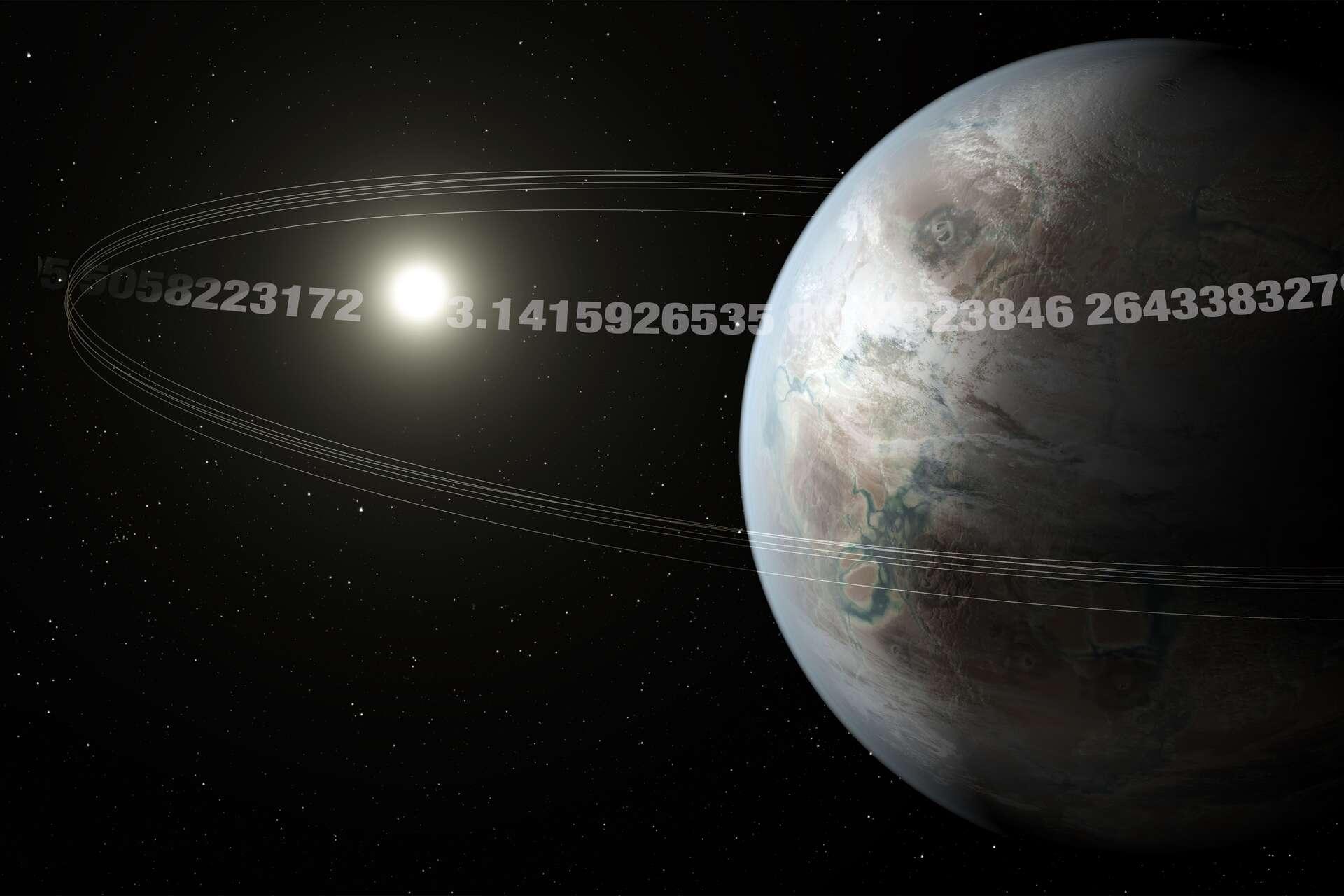 La planète K2-315b, de la taille de la Terre, orbite autour de son étoile en 3,14 jours. © Nasa Ames, JPL-Caltech, T. Pyle, Christine Daniloff, MIT